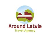 Mājas lapas izstrāde tūrisma aģentūrai Around Latvia